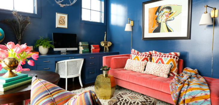 Take a look to these incredible interior design ideas