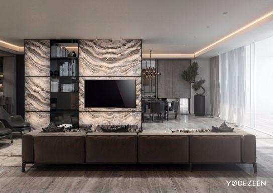 Home design ideas minimalist luxurious house in miami for Luxury minimalist interior design