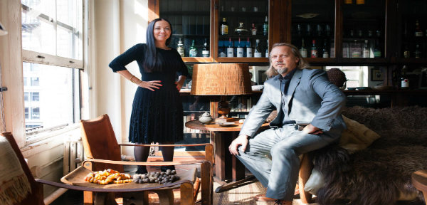 Roman and Williams' Eclectic Home Design Ideas