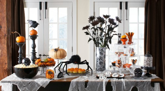 Get your Home Design Ready for the Halloween Day