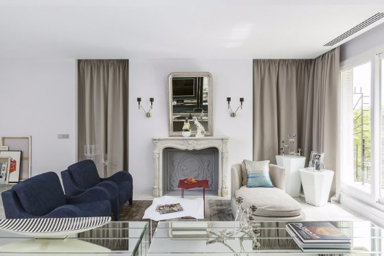See this Modern Home Design with a Midcentury Touch in Paris mid-century See this Modern Home Design with a Mid-century Touch in Paris See this Modern Home Design with a Mid century Touch in Paris 3