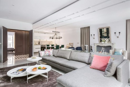 See this Modern Home Design with a Midcentury Touch in Paris mid-century See this Modern Home Design with a Mid-century Touch in Paris See this Modern Home Design with a Mid century Touch in Paris 7