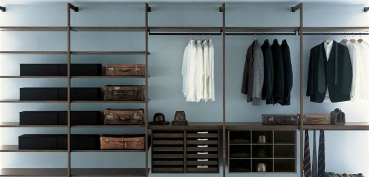 closet designs Industrial Style Closet Designs That You'll Love featured 10 730x350