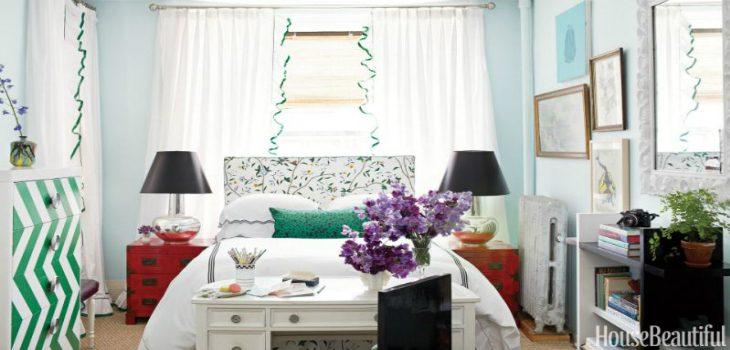 & 10 Smart Small Bedroom Ideas