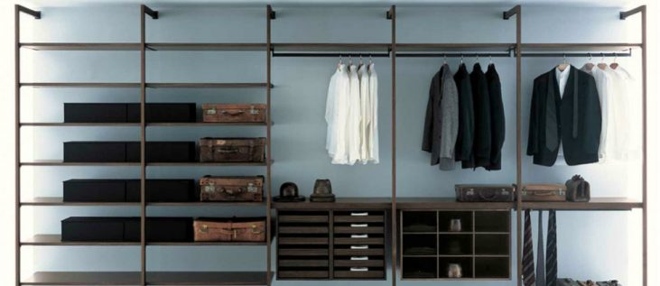 closet designs Industrial Style Closet Designs That You'll Love featured 10 e1479425739332