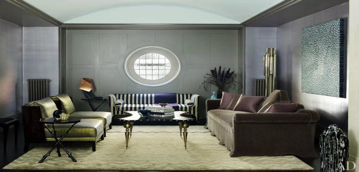 interior design Rafael de Cárdenas: His London Mansion Interior Design featured 17