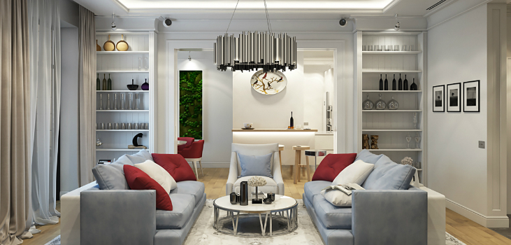 featured decorating ideas MODERN LIVING ROOM DECORATING IDEAS YOU'LL LOVE featured 23