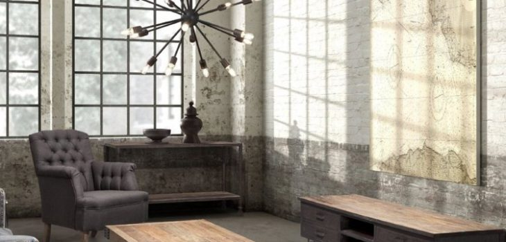 industrial style Industrial Style Interiors Using Rustic Brick Walls featured 6 730x350