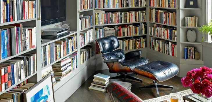 home libraries 10 Stunning Vintage Home Libraries featured 8 730x350