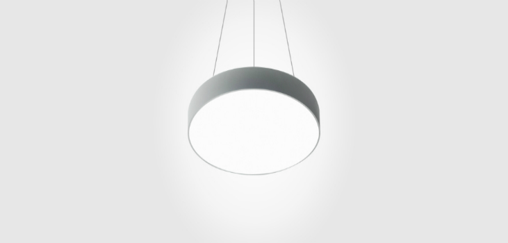 lighting designs 10 Circular Pendant Lighting Designs featured talla suspended