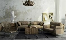 industrial style 5 Inspirations For Your Industrial Style Lounge Room featured8 234x141