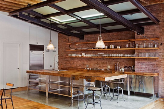Home Design Ideas Key Industrial Style Features Home Design Ideas Home  Design Ideas: Key Industrial