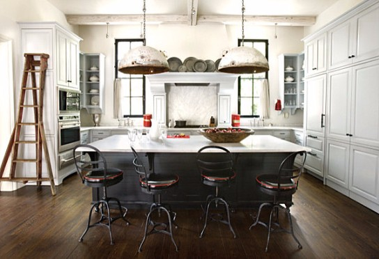 Home Design Ideas Key Industrial Style Features
