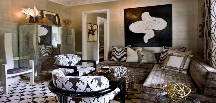 kelly wearstler Upgrade Your Home Design With Kelly Wearstler's Lighting Designs kelly wearstler interiors 730x350
