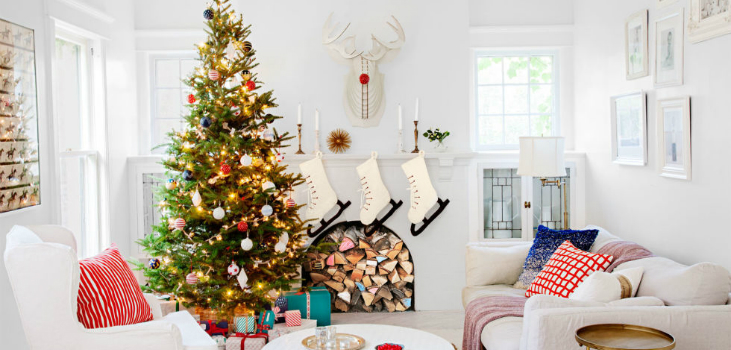 decorating ideas 10 Decorating ideas: It's time to get your home ready for Christmas! featured