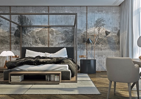 Home Design of The Week: ModernApartment in Kiev modern apartment Home Design of The Week: Modern Apartment in Kiev Discover This Kyiv Home with Classic Features and Modern Floor Lamps 8