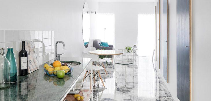 Fala Atelier Transforms This Lisbon Flat Into a Nordic Design Paradise