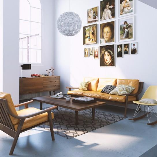 2017 S Living Room Decor Trends According To Pinterest