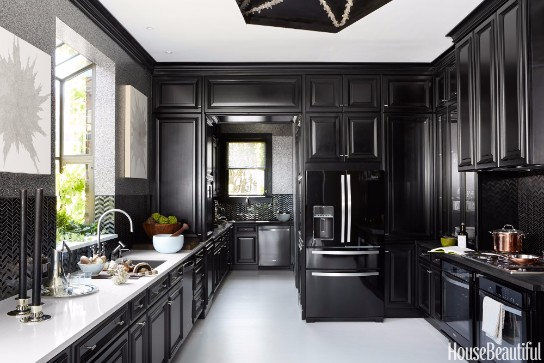 The Gest Color Trends For Your Modern Kitchen In 2017 Are
