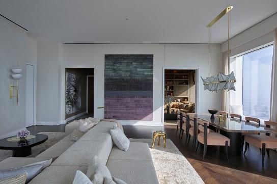 Neues Interieur Extravagantes Penthouse Design Waitingshare Com