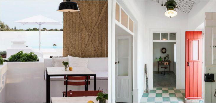 Dreamy Scandinavian Interior Design From A Portuguese Rural Hotel