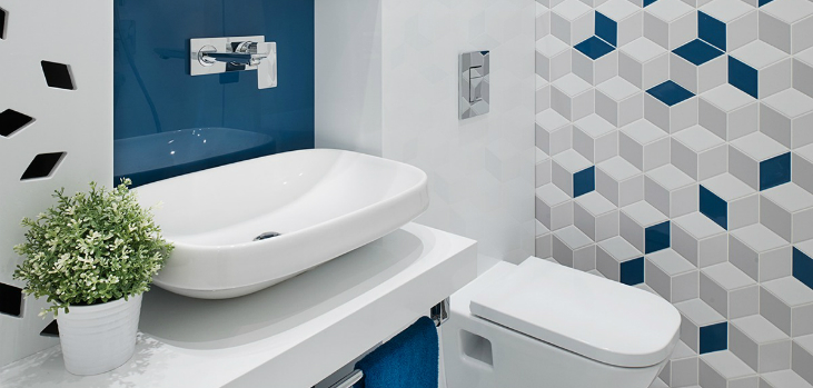 Home Design Ideas- The Trendiest Washroom Tiles for You This Year