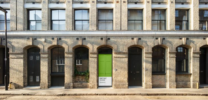 PANTONE DESIGNED A GREENERY-THEMED HOME AND YOU CAN BOOK IT!