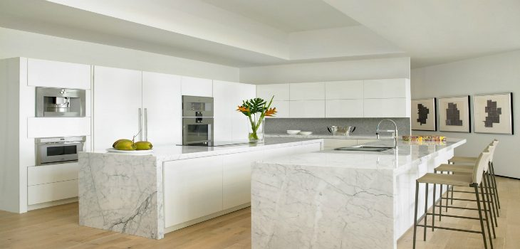 SEE HOW MARBLE COUNTERTOPS MAKE ALL DIFFERENCE IN YOUR KITCHEN