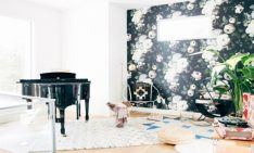 TREND ALERT MODERN HOUSE WITH CONTEMPORARY FLORAL PRINTS