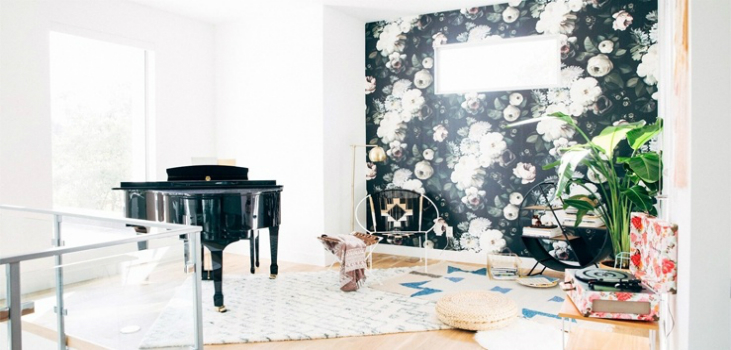 TREND ALERT MODERN HOUSE WITH CONTEMPORARY FLORAL PRINTS floral prints TREND ALERT: MODERN HOUSE WITH CONTEMPORARY FLORAL PRINTS TREND ALERT MODERN HOUSE WITH CONTEMPORARY FLORAL PRINTS