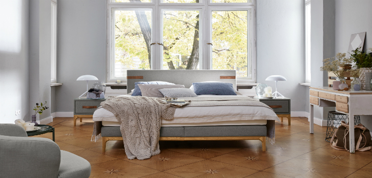 WHAT IF YOU COULD HAVE A BIRKENSTOCK BED IN YOUR MODERN BEDROOM