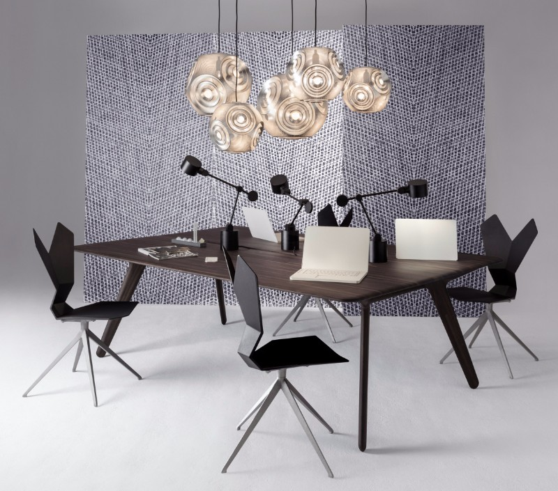 WHAT IF YOUR OFFICE WAS DECORATED BY TOM DIXON'S FURNITURE  Tom Dixon's furniture WHAT IF YOUR OFFICE WAS DECORATED BY TOM DIXON'S FURNITURE? WHAT IF YOUR OFFICE WAS DECORATED BY TOM DIXON   S FURNITURE 8