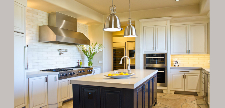BEFORE AND AFTER BE MESMERIZED BY THIS KITCHEN REVAMP