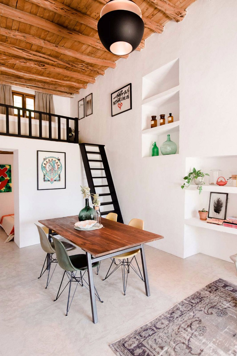 GET INSPIRED BY AN OFF-GRID HOME IN IBIZA