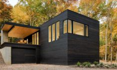 HOW STRIKING IS THIS BLACKENED WOOD CABIN Blackened wood cabin HOW STRIKING IS THIS BLACKENED WOOD CABIN? HOW STRIKING IS THIS BLACKENED WOOD CABIN feat 234x141