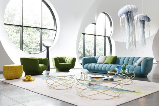 mid-century modern The Perfect Mid-Century Modern Armchair for Your Home ODEA Sofa ROCHE BOBOIS 248334 rel3d6f5e051