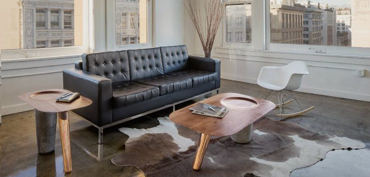 copper interior design trends Copper: One of the Top Interior Design Trends for 2017 credits designmilk 4FEAUTURED 730x350