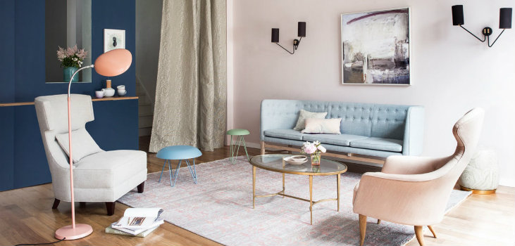 pastel colors neutral colors How to use Neutral Colors in your Home this Spring featured3