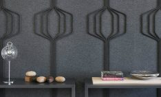 Design Trends- Graphic Wall Patterns made in Wool_featured