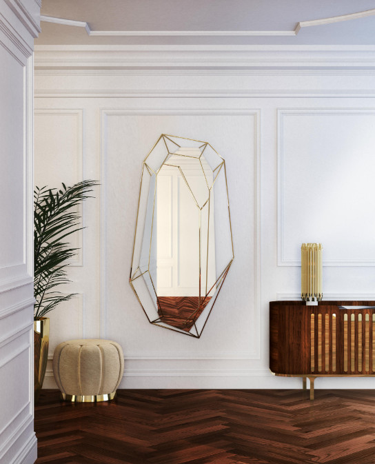 5 Amazing Mid-Century Modern Mirrors for your Home mid-century modern 5  Amazing