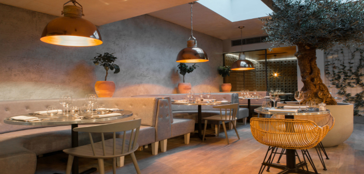 GET INSPIRED BY THIS INTIMATE RESTAURANT BY KINNERSLEY KENT DESIGN kinnersley kent design GET INSPIRED BY THIS INTIMATE RESTAURANT BY KINNERSLEY KENT DESIGN GET INSPIRED BY THIS INTIMATE RESTAURANT BY KINNERSLEY KENT DESIGN Feat