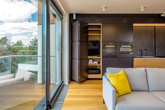 Home Tour: Discover this Contemporary Modern Apartment Design