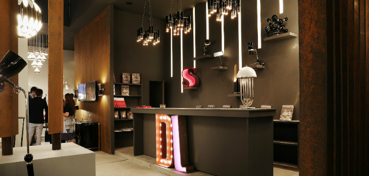 THE BEST LIGHTING DESIGN STANDS AT ISALONI 2017 isaloni 2017 THE BEST LIGHTING DESIGN STANDS AT ISALONI 2017 THE BEST LIGHTING DESIGN STANDS AT ISALONI 2017 FEATR