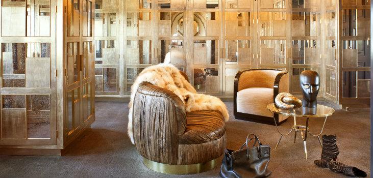 Luxury Interior Design Projects By Kelly Wearstler