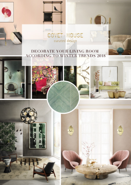 Living Room Decor Trends To Follow In 2018: Decorate Your Living Room According To Winter Trends 2018