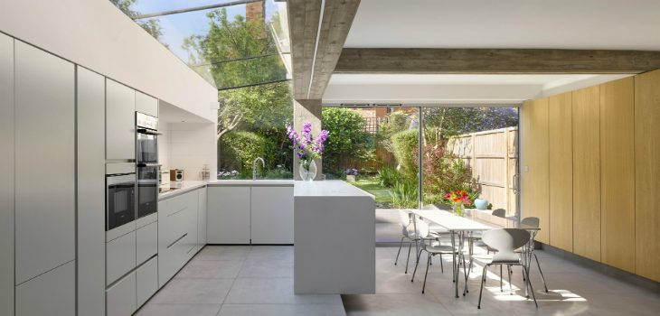 A NORTH LONDON HOUSE EXTENSION DESIGNED BY PAUL ARCHER DESGIN Paul Archer Design A NORTH LONDON HOUSE EXTENSION DESIGNED BY PAUL ARCHER DESIGN FEATURED A NORTH LONDON HOUSE EXTENSION DESIGNED BY PAUL ARCHER DESGIN 730x350