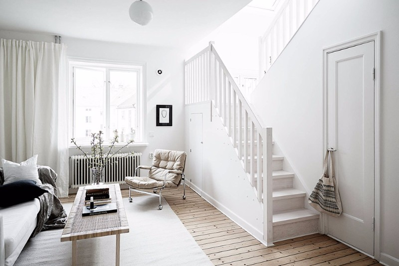 Scandinavian Design Get To Know This All White Design Project