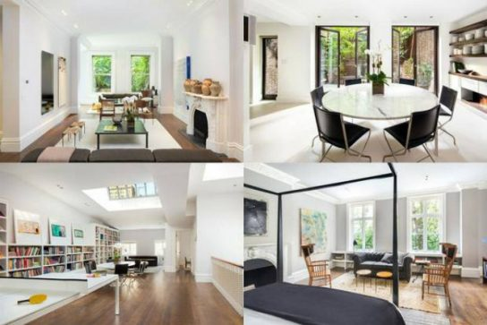 Top 7 celebrity homes in NYC