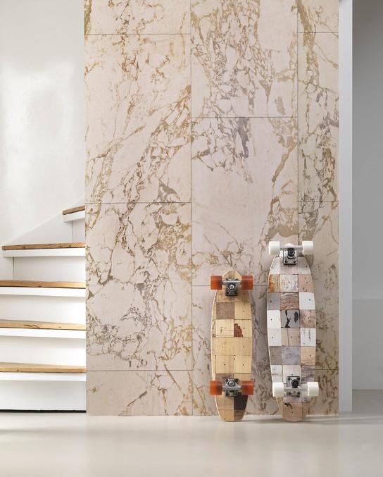 home decor Create Drama in Your Home Decor With Marble Wallpaper Create Drama in Your Home Decor With Marble Wallpaper 3