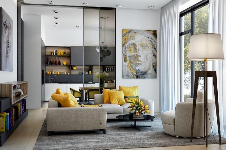 Home Design Ideas Lemon Yellow is Always A Good Idea  Home Design Ideas. Idea Home Design   Descargas Mundiales com